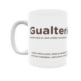 Taza - Gualterio