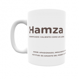 Taza - Hamza