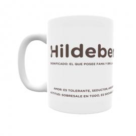 Taza - Hildeberto
