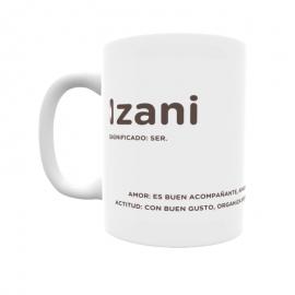 Taza - Izani