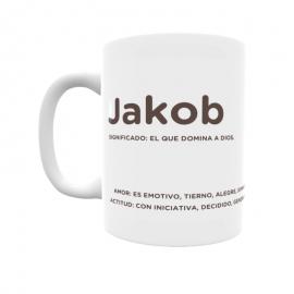Taza - Jakob