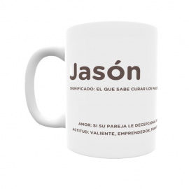 Taza - Jasón
