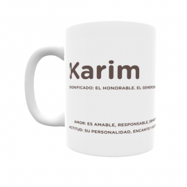 Taza - Karim