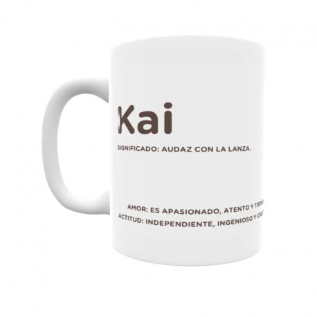 Taza - Kai