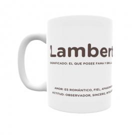 Taza - Lamberto