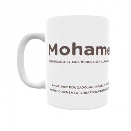 Taza - Mohamed