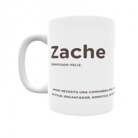 Taza - Zache