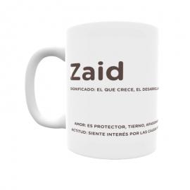 Taza - Zaid