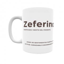 Taza - Zeferino