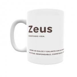 Taza - Zeus