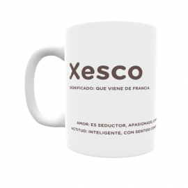 Taza - Xesco