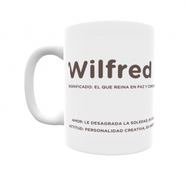 Taza - Wilfred