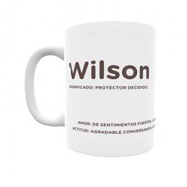 Taza - Wilson