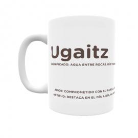 Taza - Ugaitz