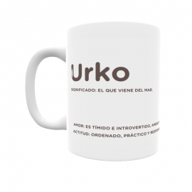 Taza - Urko