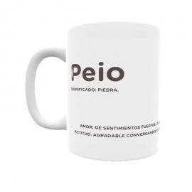 Taza - Peio