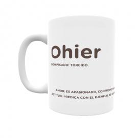 Taza - Ohier