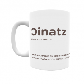 Taza - Oinatz
