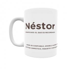 Taza - Néstor