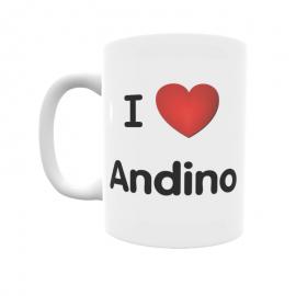 Taza - I ❤ Andino