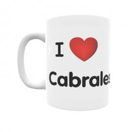 Taza - I ❤ Cabrales