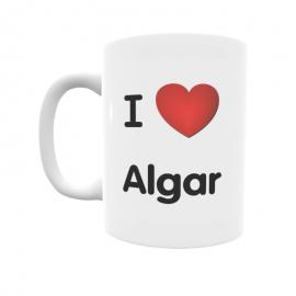 Taza - I ❤ Algar