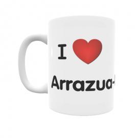 Taza - I ❤ Arrazua-Ubarrundia
