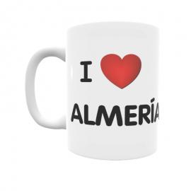 Taza - I ❤ Almería