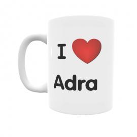Taza - I ❤ Adra