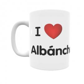Taza - I ❤ Albánchez