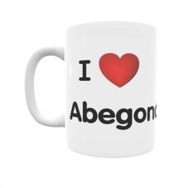 Taza - I ❤ Abegondo