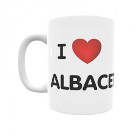 Taza - I ❤ Albacete