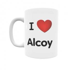 Taza - I ❤ Alcoy