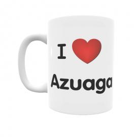 Taza - I ❤ Azuaga
