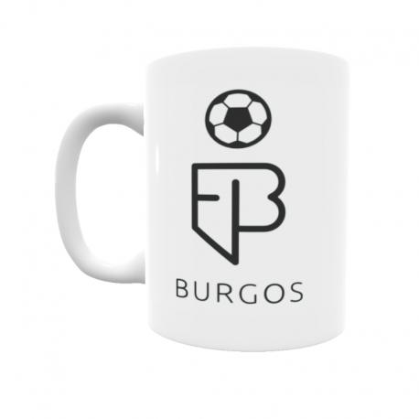 Taza Fútbol Indoor Burgos