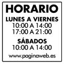 Horarios / 7 lineas