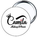 Chapa espejo Camila