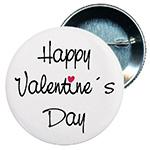 Chapa San Valentín, Amor, Regalo personalizado